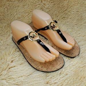 Michael Kors Size 8 Jelly Sandals